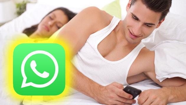El truco de WhatsApp para que tu pareja no sepa con quién chateas