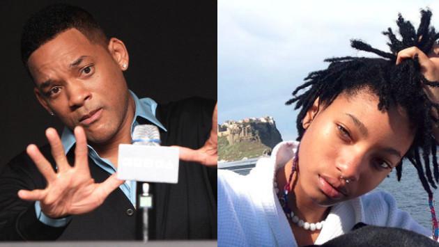 OMG! Hija de Will Smith encendió las redes sociales con foto íntima