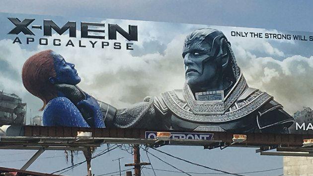 OMG! ¿Por qué esta imagen de X-Men desató la ira de los usuarios en las redes sociales?