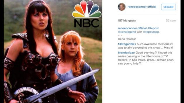 OMG! Así lucen los protagonistas de 'Xena: La princesa guerrera' 15 años después [FOTOS]