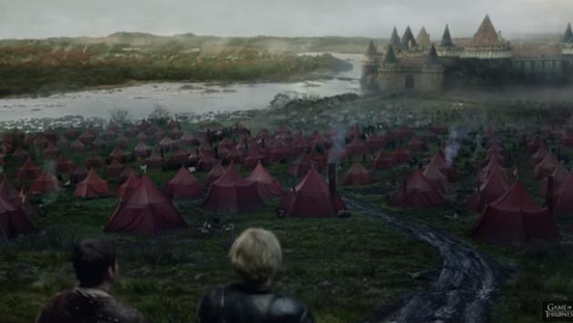 ¡Ya salió el adelanto de 'Nadie' ('Game of Thrones' 6x08) [VIDEO]