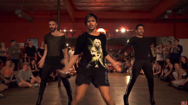 Esta es la mejor coreografía de 'Baby One More Time' que se ha hecho en años [VIDEO]