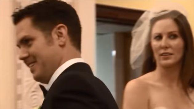 Este novio abandonó el altar en pleno matrimonio por esta razón