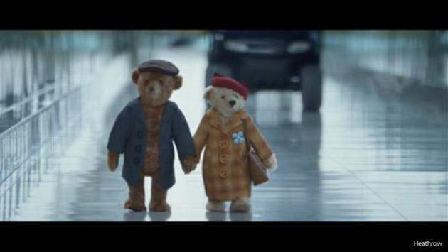 YouTube se conmueve con el spot de Navidad de estos dos osos [VIDEO]