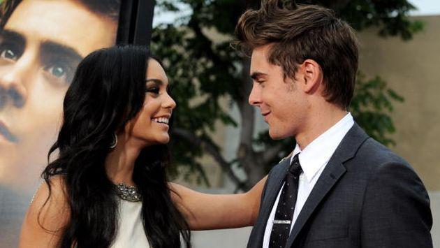 OMG! ¿Zac Efron y Vanessa Hudgens otra vez juntos?