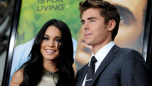 ¿Ya viste la audición de Zac Efron y Vanessa Hudgens para 'High School Musical'?