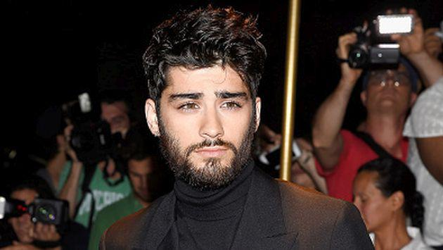 Zayn Malik cambió de look y sorprendió a más de un@ [FOTO]
