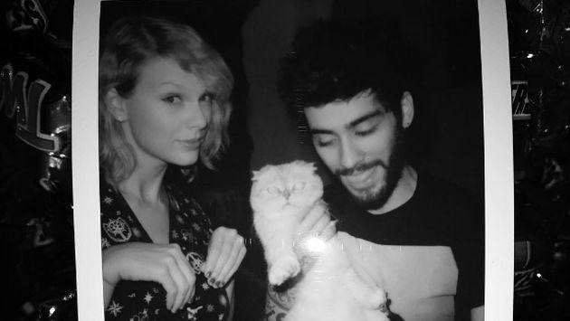 Taylor Swift y Zayn Malik se unen para lanzar 'I Don't Wanna Live Forever'. ¡Escúchala!