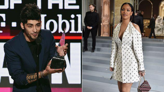 OMG! ¡Zayn Malik y Rihanna se unen para proyecto!
