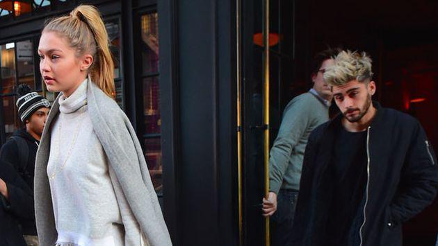 OMG! ¿Zayn Malik y Gigi Hadid se mudarán juntos?