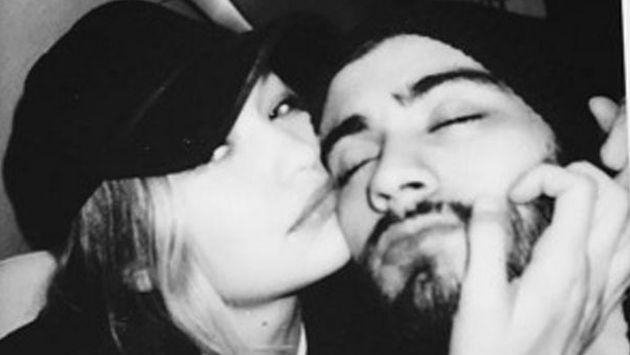 ¡Zayn Malik por fin confirmó su relación con Gigi Hadid!