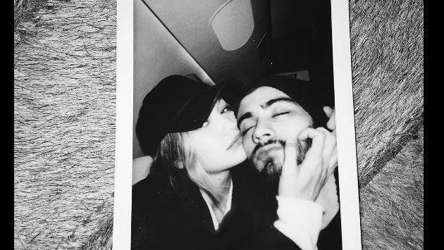 ¡Zayn Malik recibe linda sorpresa de cumpleaños de parte de Gigi Hadid! [FOTO]