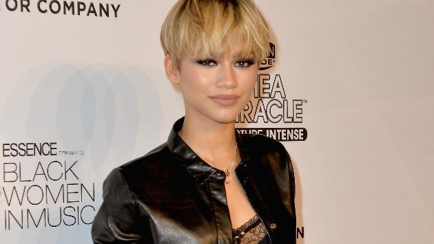 Zendaya revela cómo logró que Chris Brown cantara con ella