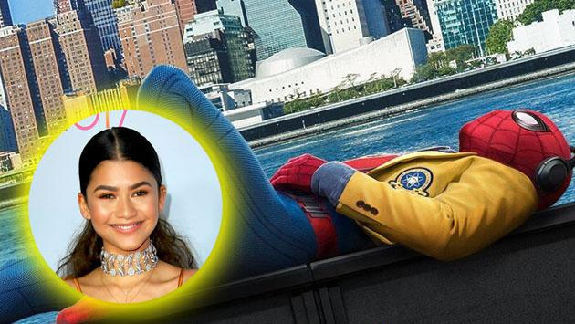 Zendaya está irreconocible en el nuevo trailer de 'Spider-Man: Homecoming' [VIDEO]