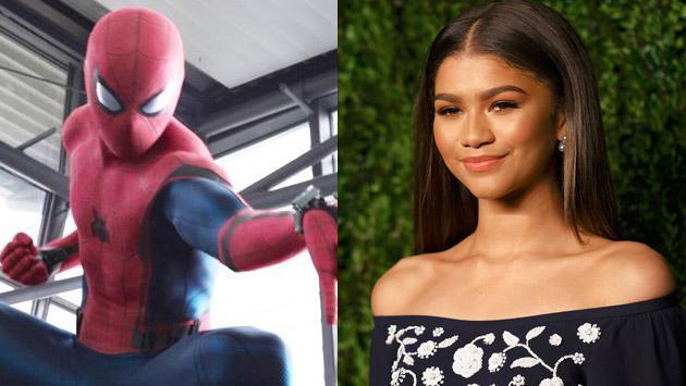 Zendaya no sería Mary Jane Watson en 'Spider-Man: Homecoming', sino este otro personaje