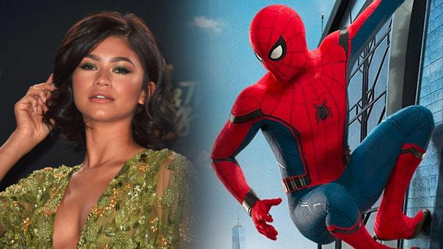 ¿Zendaya nos miente al decir que no es Mary Jane Watson en 'Spider-Man: Homecoming'?
