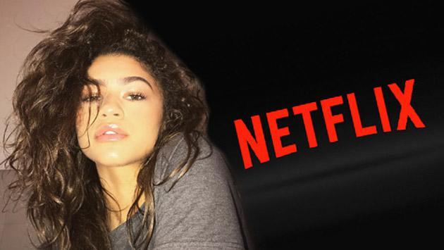 Zendaya revela qué es lo que más disfruta ver en Netflix