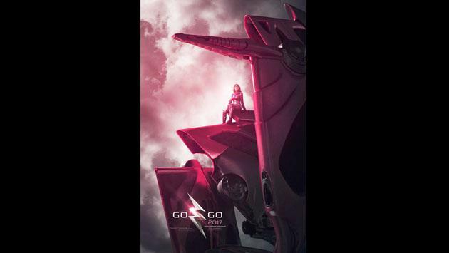 ¡Primeras imágenes de los zords de la película de los Power Rangers de 2017!