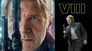 Acaban de revelar un spoiler de 'Star Wars 8' sobre Han Solo