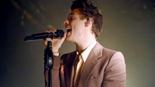 Álbum debut de Harry Styles es el número uno en Estados Unidos y Reino Unido