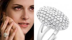 ¡No vas a creer a cuánto se vendió el anillo de compromiso de 'Bella Swan' de 'Crepúsculo'!