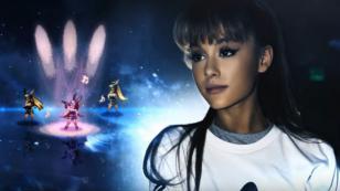 ¡Ya puedes jugar con Ariana Grande en Final Fantasy Brave Exvius! [VIDEO]