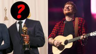 Así fue como este actor de Hollywood ayudó a Ed Sheeran a lanzar su carrera