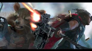 'Avengers: Infinity' reveló su espectacular primer teaser [VIDEO]