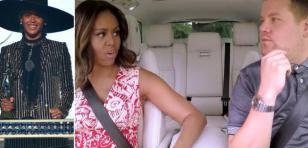 ¿Beyoncé inspiró a Michelle Obama para su 'Carpool Karaoke'? [VIDEO]