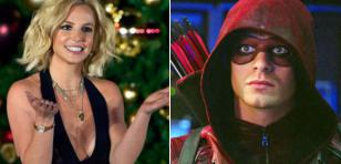 OMG! Britney Spears no reconoció al actor Colton Haynes y lo trató como un fan [VIDEO]