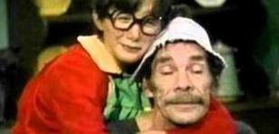 Aww... La 'Chilindrina' compartió emotiva foto de 'Don Ramón'