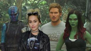 ¿Cómo será el cameo de Miley Cyrus en 'Guardians of the Galaxy Vol. 2'? Aquí te lo contamos