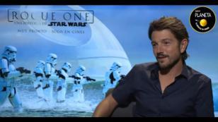 ¡Planeta conversó con Diego Luna sobre 'Star Wars: Rogue One' y esto fue lo que dijo! [VIDEO]