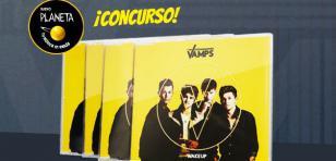 ¡Sorteamos 4 discos 'Wake Up' de The Vamps!