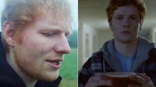 Ed Sheeran 'vuelve' a su adolescencia en el videoclip de 'Castle On The Hill'. ¡Tienes que verlo!