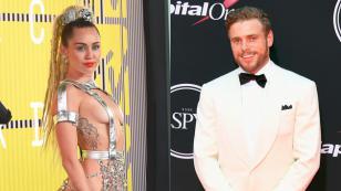 El atleta olímpico que logró robarle un beso a Miley Cyrus
