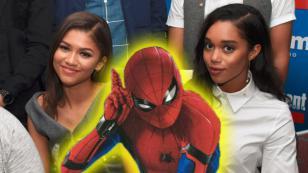 El frecuente error que comete la prensa con Zendaya en 'Spider-Man: Homecoming'