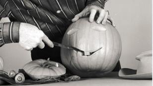 El símbolo del Halloween no era la calabaza, sino…