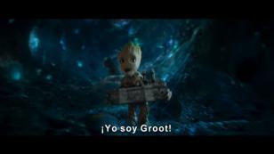 En el nuevo tráiler de 'Guardianes de la Galaxia Vol. 2', Baby Groot se roba el show [VIDEO]
