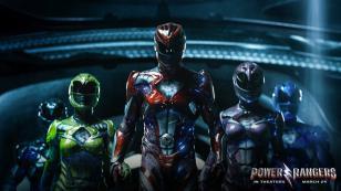 ¡Espectacular! Mira el nuevo tráiler de la película de los 'Power Rangers'