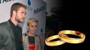 Esta sería la nueva fecha y lugar de la boda de Miley Cyrus y Liam Hemsworth