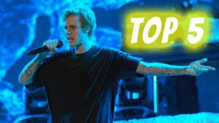 Estas son las mejores 5 canciones de Justin Bieber según la crítica