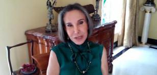 Florinda Meza estrenó canal en YouTube con este conmovedor mensaje sobre 'Chespirito' [VIDEO]