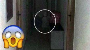 ¿Fantasma de una niña fue captado en un ayuntamiento?