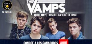 ¡Salieron los ganadores de entradas a The Vamps en Lima!