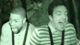¡Mátate de risa con el tremendo susto que Jimmy Fallon y Kevin Hart pasaron por Halloween! [VIDEO]