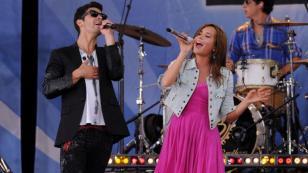 OMG! ¡Demi Lovato y Joe Jonas engañaron a todos sus fans! [VIDEO]