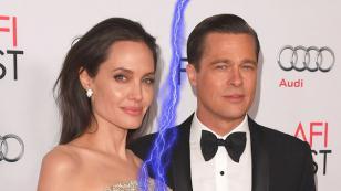 El fin de una era... ¡Angelina Jolie le pide el divorcio a Brad Pitt!