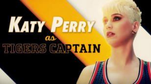 ¡Katy Perry publica el trailer del videoclip de 'Swish Swish'! [VIDEO]