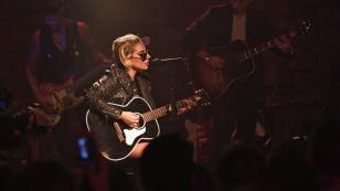 Lady Gaga dio este adelanto de lo que será su presentación en el Super Bowl [VIDEO]